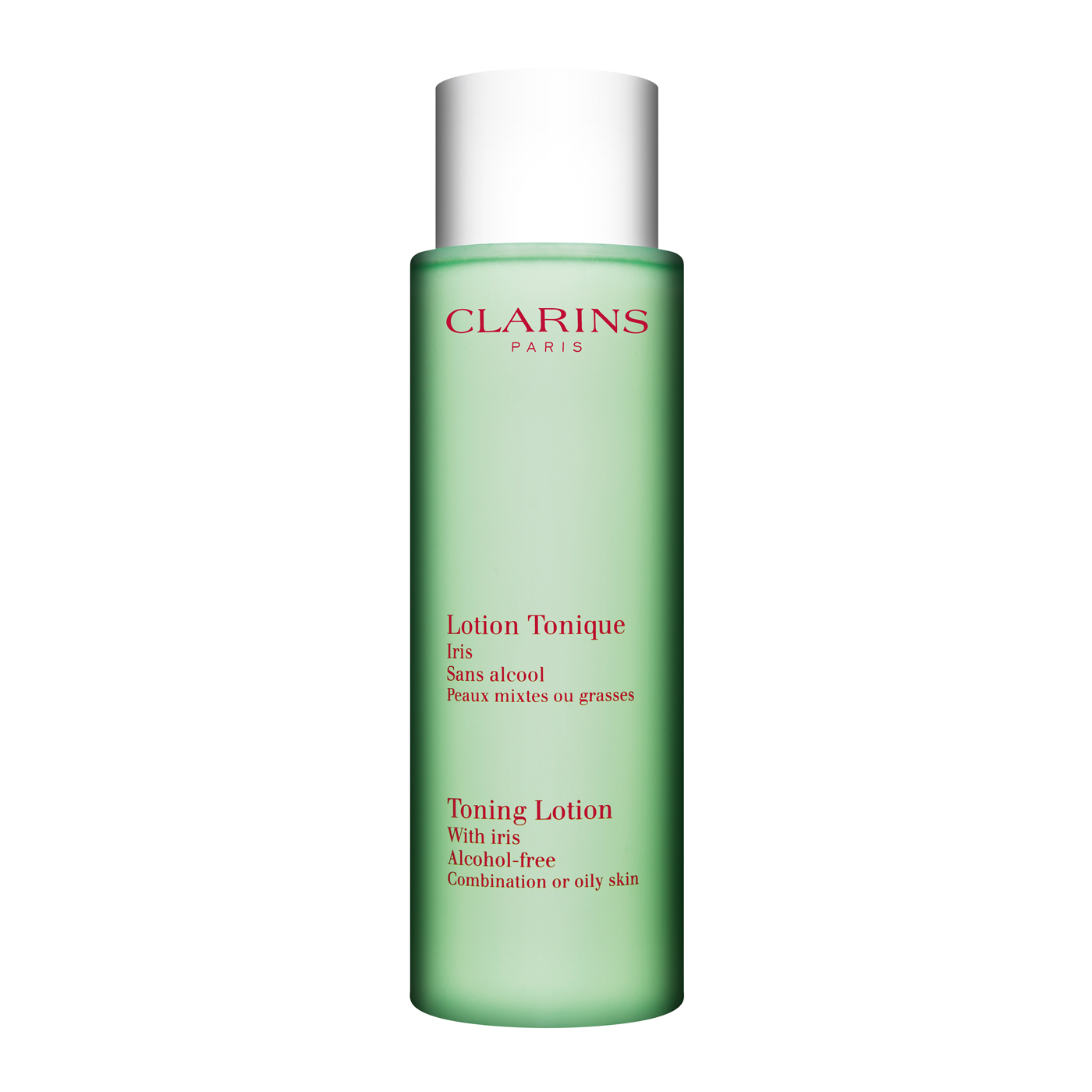 Image result for clarins toning lotion iris